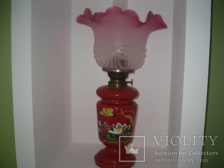 Лампа тюльпан, фото №3