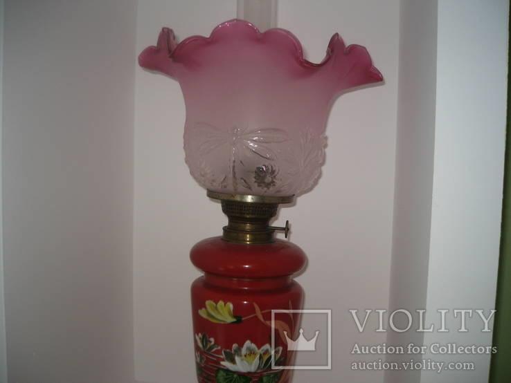 Лампа тюльпан, фото №5