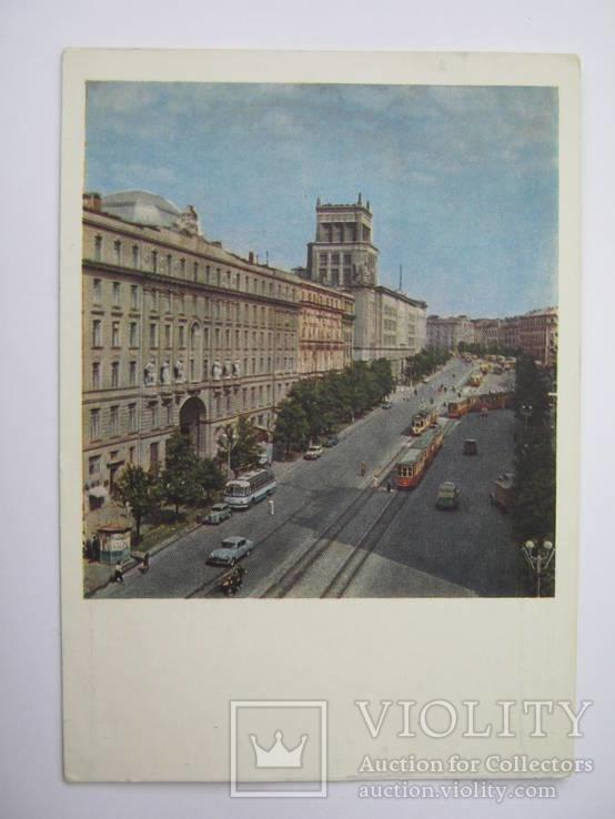Харьков.Площадь Тевелева.1963г.