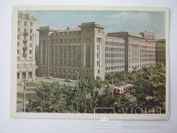 Харьков.Проспект Ленина.1963г., фото №2