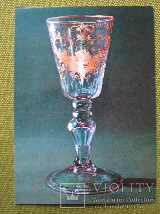 Русское стекло и фарфор Оружейная палата 1979г., фото №17