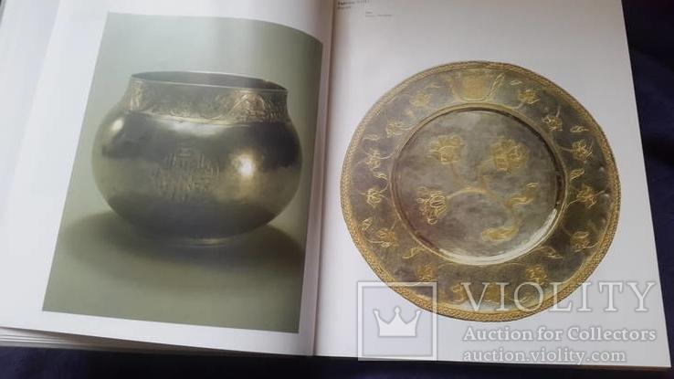 Большой альбом Русское серебро 14- начало 20 ст., фото №5