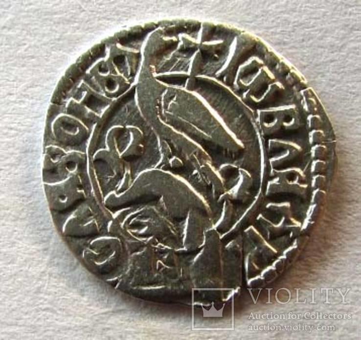 Монета времен гр-а, Дра́кулы (кн-ва , Валахии )
