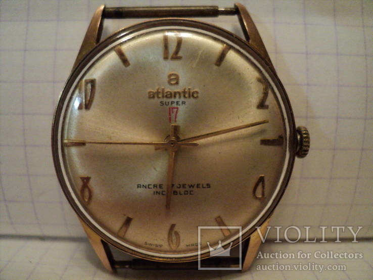 Часы.atlantik.SUPER17.