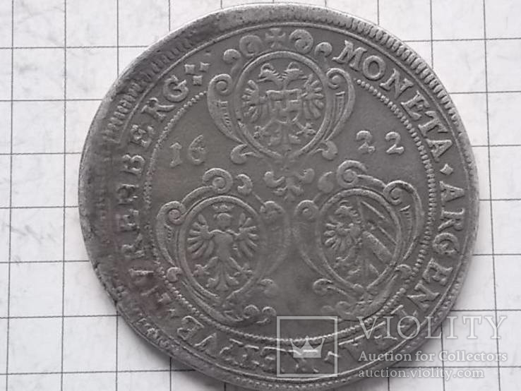 Талер 1622 року