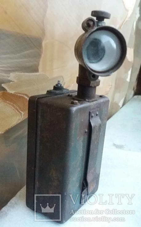 Сигнальная лампа-Eko Dominit.Люфтваффе