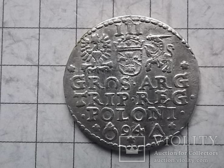 Трояк 1594 рік