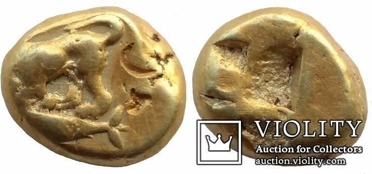 Гекта Mysia Kyzikos 500-450 гг до н.э. (58_2)
