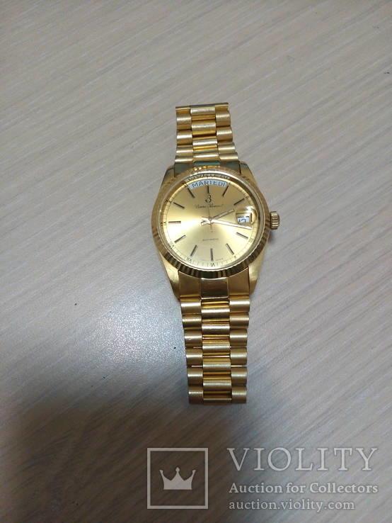 Часы Pierre Bonnet Martedi золотые