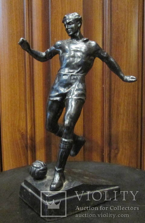 Футболист Касли  25 см
