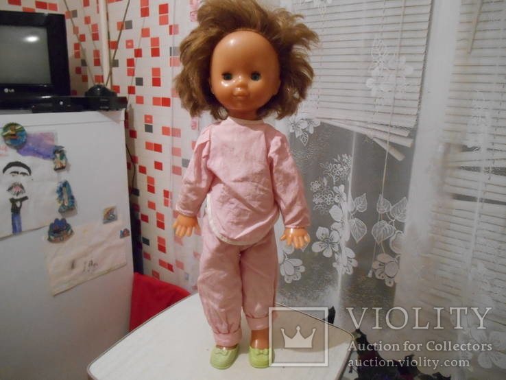 Кукла СССР на резинках., фото №10