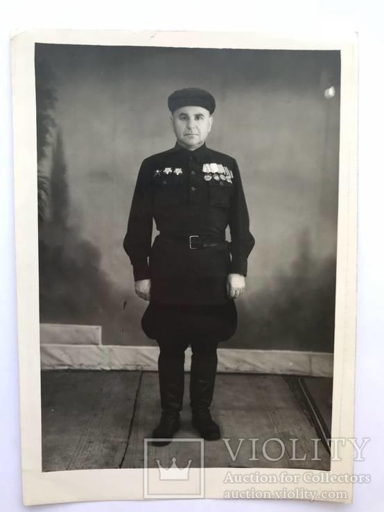 Комплект комиссара партизанского отряда