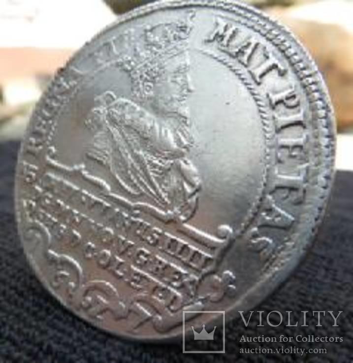 Талер Данії 1627