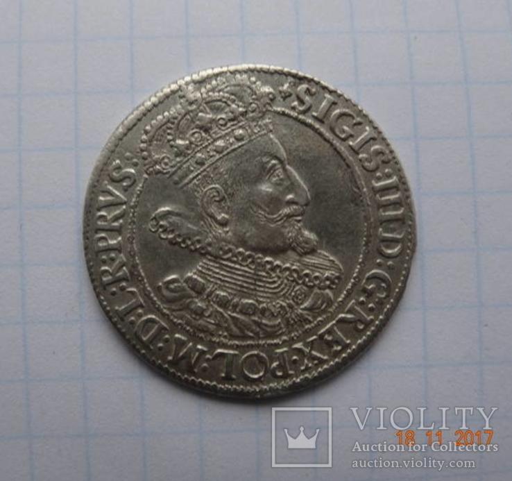 Орт Сигизмунда 3  1615 г   1