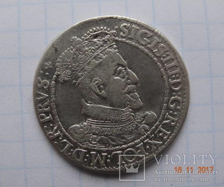 Орт Сигизмунда 3  1617г  2