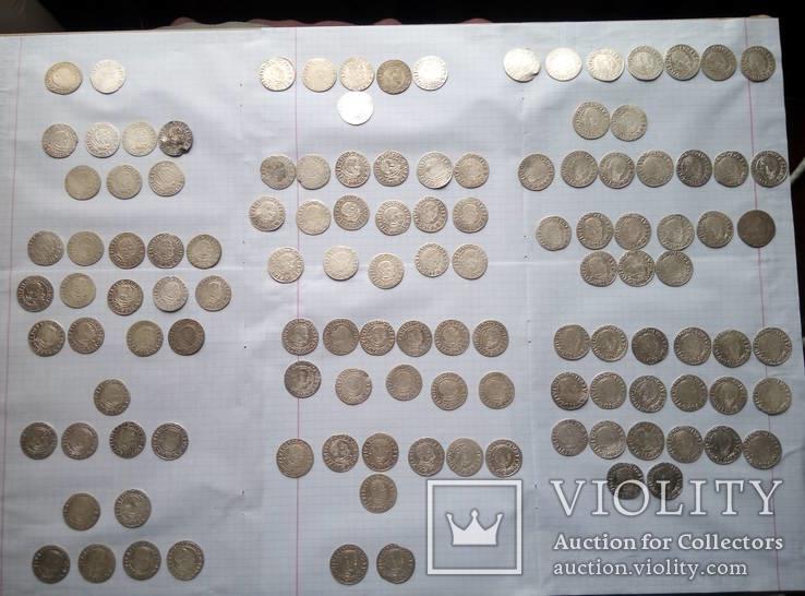 271 монета Альбрехта Гогенцоллерна(1525 – 1568) + книга