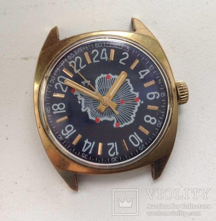 Часы Восток « Советская  Антарктическая  экспедиция»