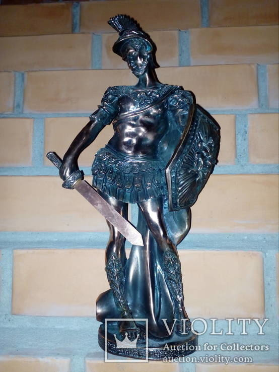 Статуэтка рыцарь, фото №5