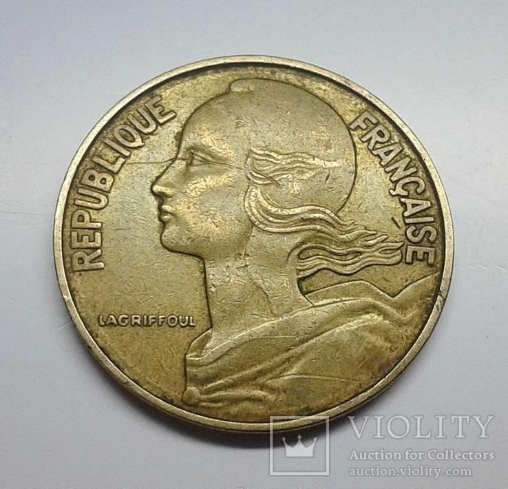 20 сантимов монеты россии 2007
