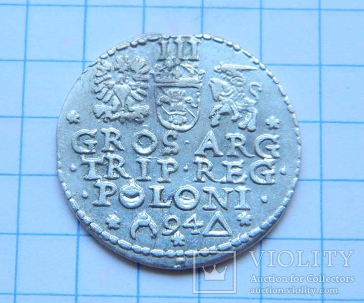 Трояк 1594 р.