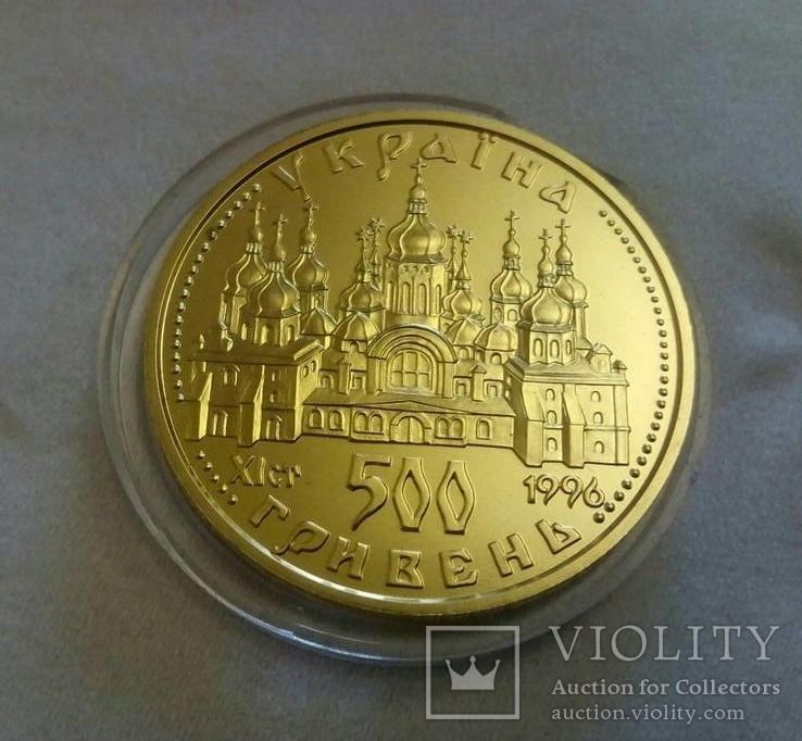 Монета Оранта 500 гривень