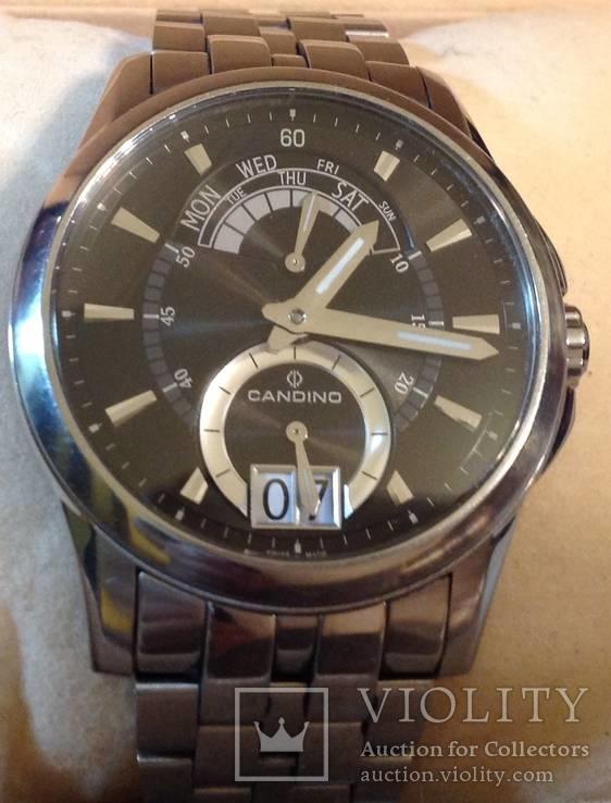 Швейцарские часы ''CANDINO''