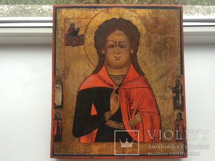 Святий Воніфатій Від Пянства 35.5х31