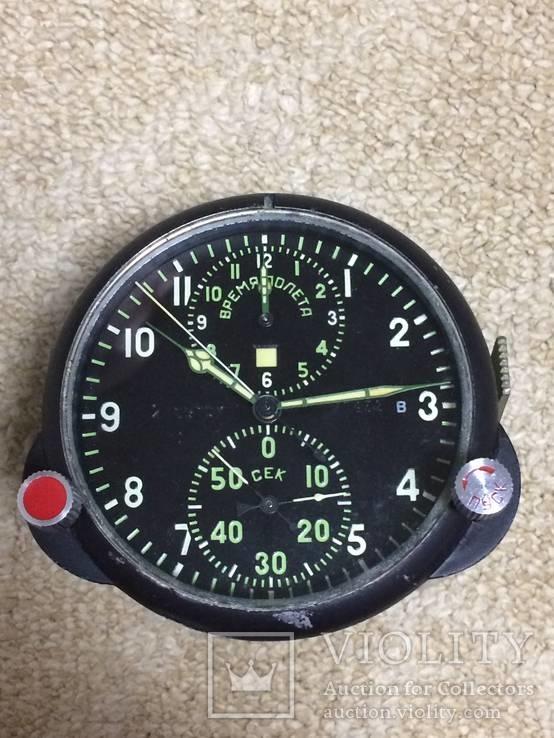 Авиационные часы АЧС-1. Рабочие.