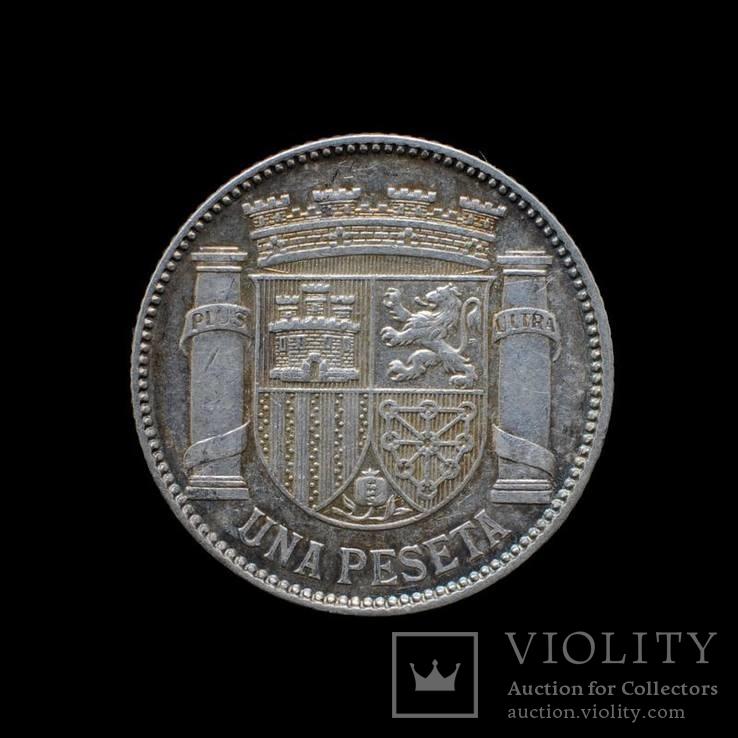 1 Песета 1933, Испания