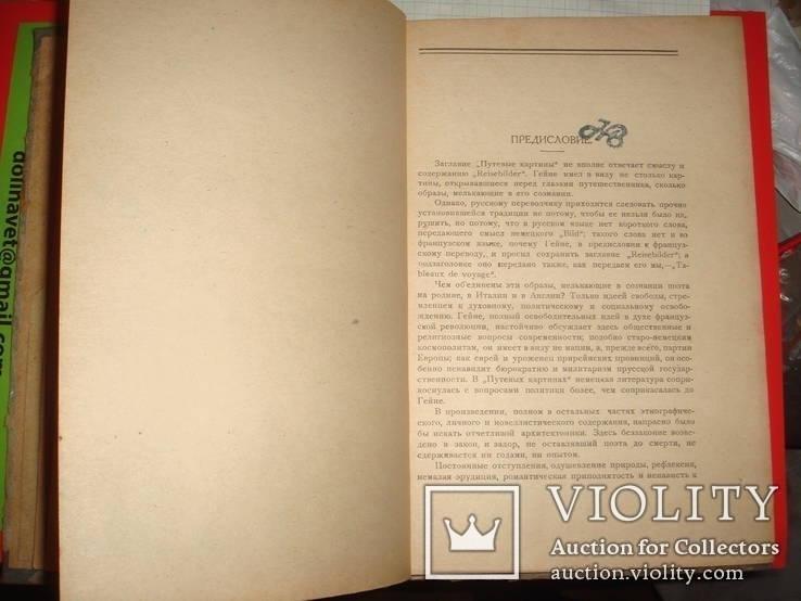 Генрих Гейне. т. 5. Всемирная литература. Петербург. Госиздат. 1920 г., фото №5