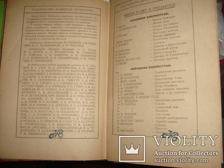 Генрих Гейне. т. 5. Всемирная литература. Петербург. Госиздат. 1920 г., фото №10