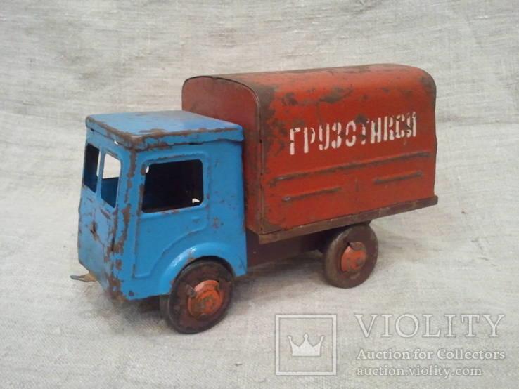 Машина Грузотакси Челябинск СССР