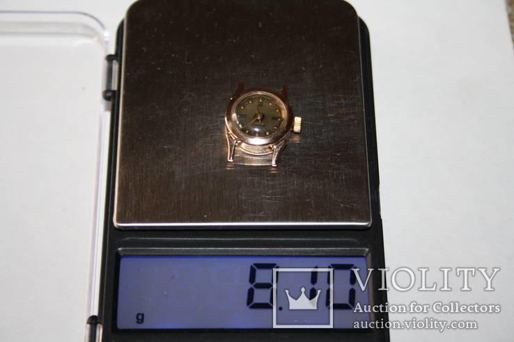Золотые женские наручные часы, фото №11