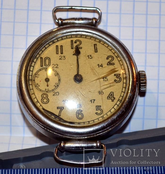 Часы большие с времён ВОВ