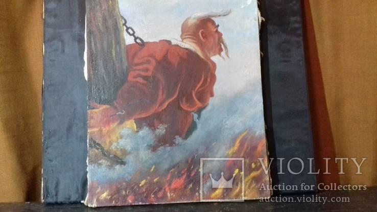 Картіна козак, фото №2