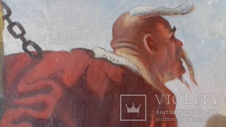 Картіна козак, фото №6