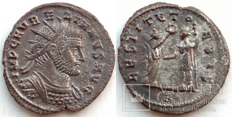 Антониниан Аврелиана 270-274 гг н.э. (65_13)