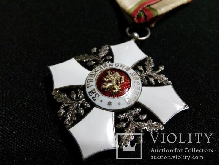 Орден За Гражданские Заслуги Болгария., фото №7