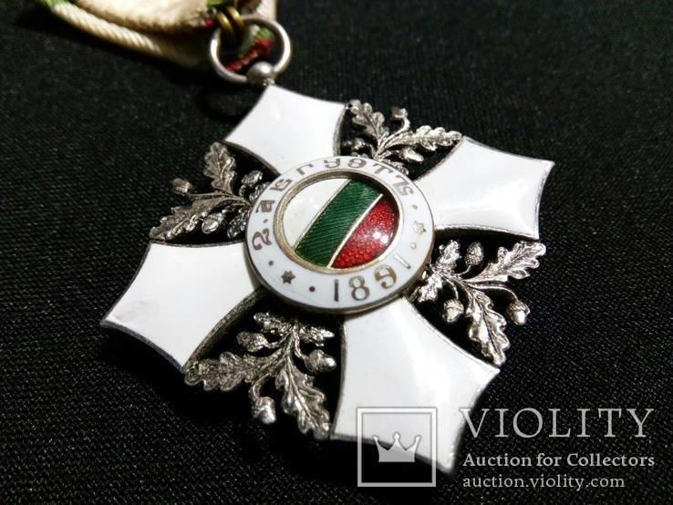Орден За Гражданские Заслуги Болгария., фото №8