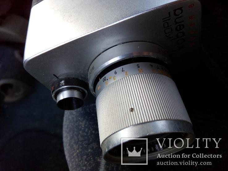 Видео камера Коpil kobena super 8, фото №3