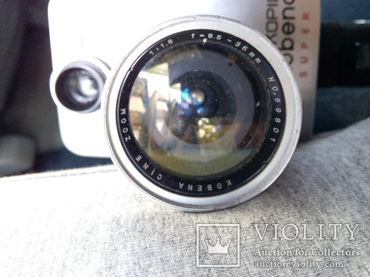 Видео камера Коpil kobena super 8, фото №8