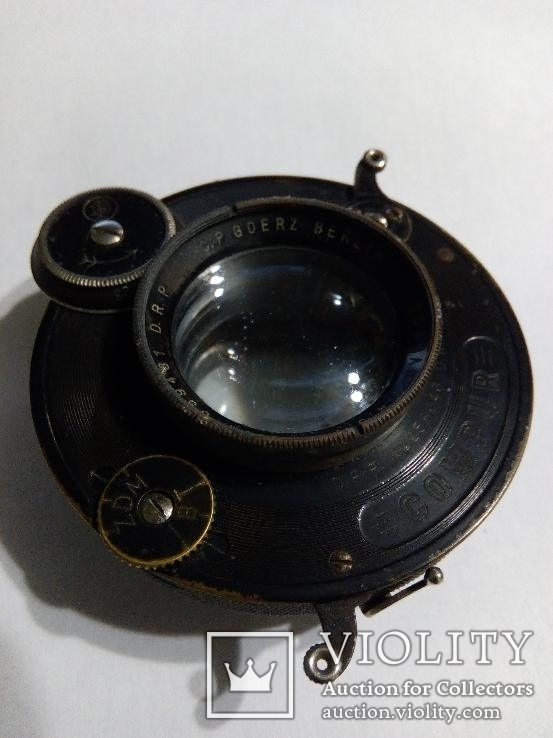 Объектив C.P.Goerz Berlin Dogmar 135 mm f/ 4.5, фото №2
