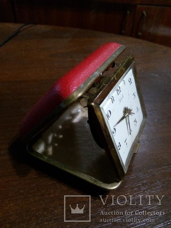Японский дорожный будильник, фото №2