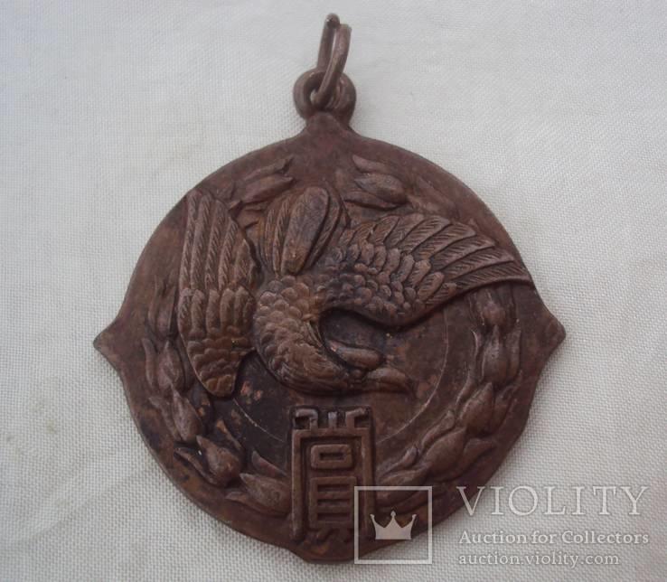 Япония, призовой жетон, 1920-е - 30-е годы.