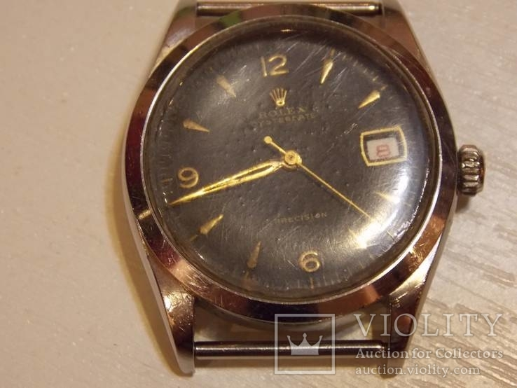 Часы Rolex Oysterdate Precision, 53год серийный 958741