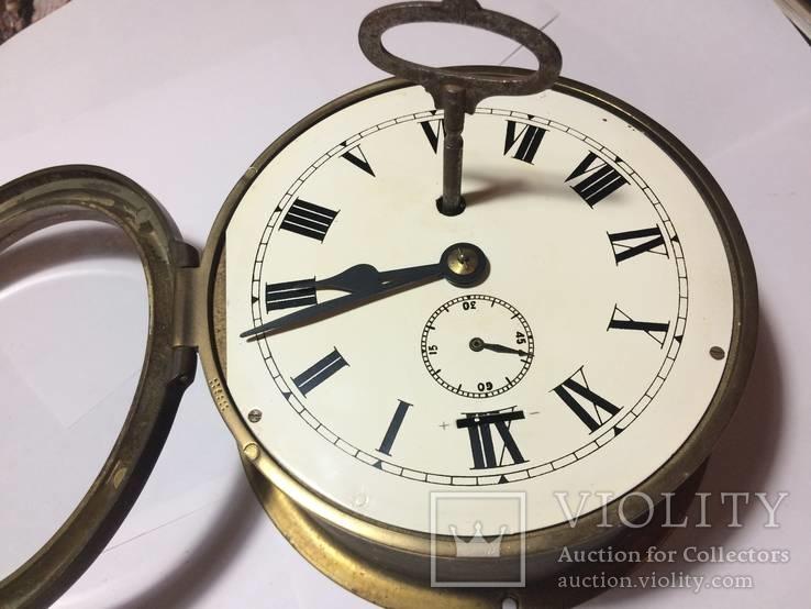 Корабельные часы Англия