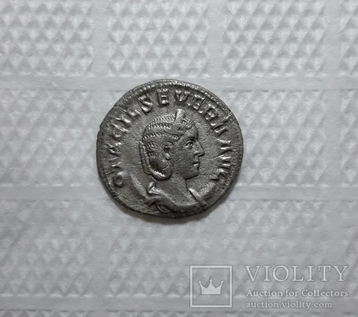 Antoninian. 244 - 245 MARCIA OTACIL SEVERA AVG -22 mm.