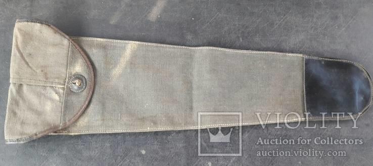 Немецкий чехол от длинных ножниц для резки проволоки 1937г. + подлокотники