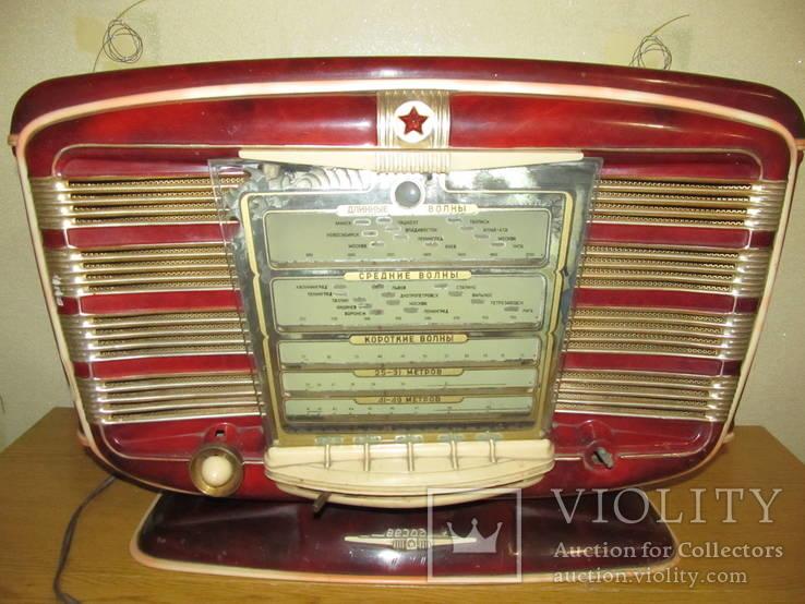 Радиоприемник Звезда
