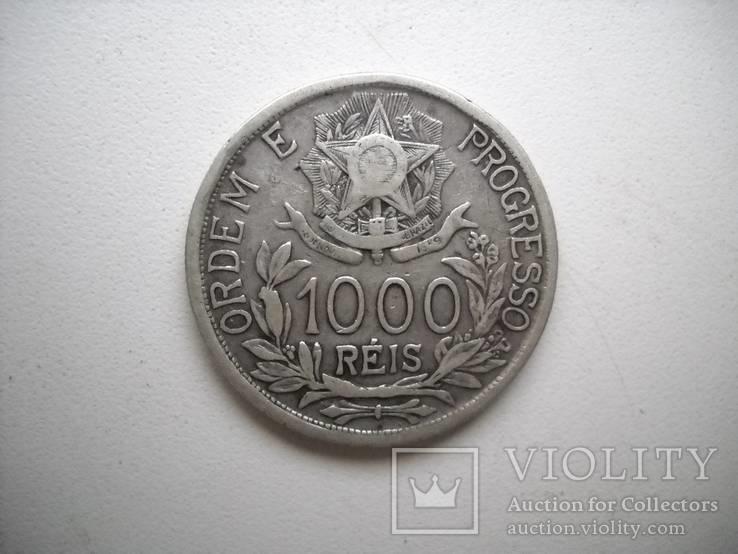 1000 рейсов 1912 г Бразилия